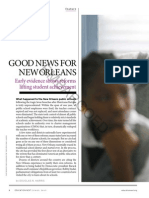Good News For New Orleans - Douglas Harris - Education Next