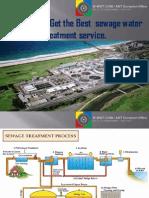 Sewage Water Treatment Plant