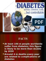 Diabetes slideshow