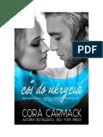 Carmack Cora - Coś Do Stracenia 2 - Coś Do Ukrycia