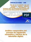 ANÁLISIS DE LA TELEVISION DIGITAL TERRESTRE TDT EN COLOMBIA