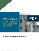 Cisco IT Case Study CCTV Print