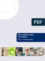 GS1 Logistic Label Guideline