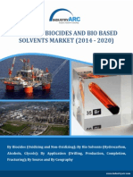 Oil-Field Biocides and Bio Based Solvents Market.