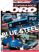 Performance Ford - February 2015 UK