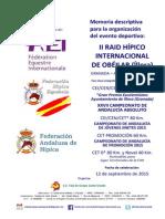Memoria descriptiva II Raid Hipico Internacional de Obeilar 12-09-2015 para ayuntamientos.pdf