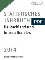 Statistisches Jahrbuch 2014
