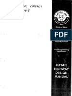 Qatar Highway Design Manual - Chapter 8