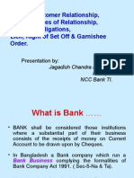 Banker Customer Relationship,