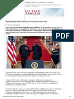 Washingtons Fünfte Kolonne in Russland Und China - Kopp-Verlag