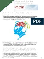 Drahtlose Kommunikation_ Klare Verbindung – Auch Zu Krebs - Kopp-Verlag