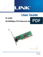 TF-3200 User Guide