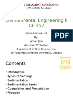 Environmental Engineering II