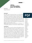 Estudos e Práticas Da Economia (e Da) Política de Comunicações Na AL