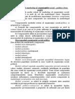10.Mediul Extern de Marketing Al Organizaţiilor Sociale.