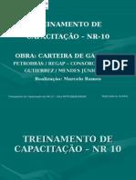 Treinamento de Capacitação - NR 10