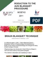 Bruan Blanquet 2011