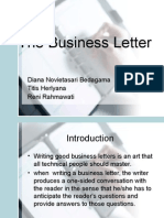 The_Business_Letter.ppt