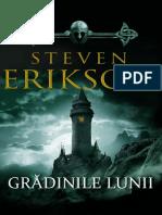 240721653 Gradinile Lunii Steven Erikson