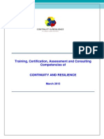 Business Continuity Training, Certification, Consulting, Asessment and a...