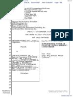 Veoh Networks, Inc. v. UMG Recordings, Inc. et al - Document No. 27