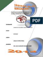 Analisis Estructural Hibbeler 7 Ed EJEMPLO 4-9 en SAP2000