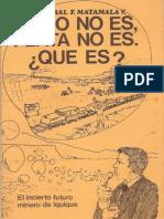 Anibal Matamala - Oro No Es