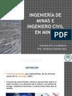 1. Ingeniería de Minas