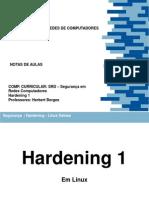 SRD - Hardening Aula 1v2