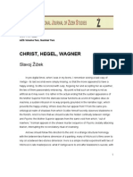 Christ Hegel Wagner Vol. 2.2 (2008)