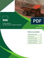 Manual FACILITADOR Curso Básico de Inducción a Faenas Mineras
