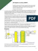 Accionar Motor PaP Unipolar Con 555 y CD4017 (1)