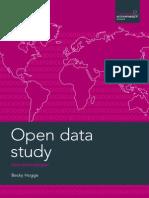 Open Data Study