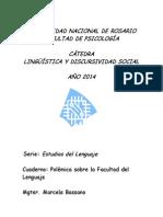 Bassano. Polémica Sobre La Facultad de Lenguaje