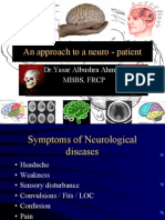 Neurology Approach for MRCP