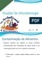 Noçoes de Microbiologia