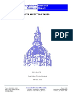 2015 Acts Affecting Taxes