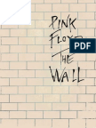 Pink Floyd - The Wall Songbook