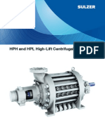 HPH HPL HighLiftCentrifugalPump E10134