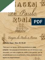 A Viagem de Paulo a Roma