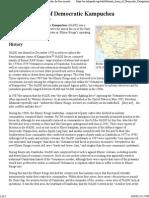 National Army Aof Democratic Kampuchea - Wikipedia, The Free Encyclopedia