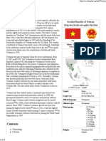 Vietnam - Wikipedia, The Free Encyclopedia