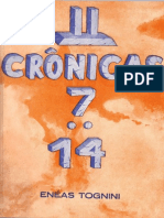 Enéas Tognini - II Crônicas 7-14