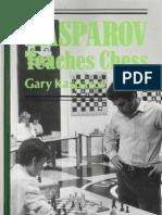 Gary Kasparov Kasparov Teaches Chess