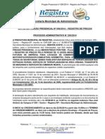 573443_Pregao Presencial n 090-14 - Locacao de Caminhoes e Maquinas