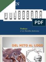 3. Del Mito Al Logos, Actitud Hum y Fil