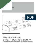 Console Weg Bimanual