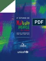 4to estudio de Maltrato Infantil en Chile