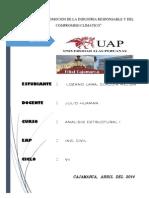 Analisis Estructural Hibbeler 7 Ed EJEMPLO 3-6 en SAP2000