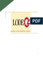 Lode Brošūra